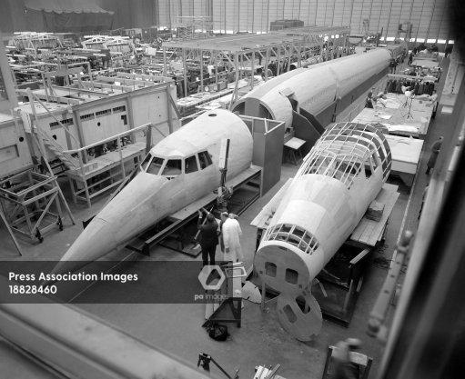 Finishing Aircraft Parts