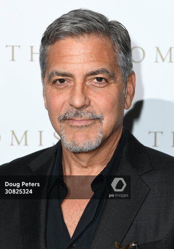 George and Amal at special screening of The Promise in London 2.30825324
