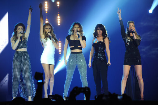 Nadine Coyle is bringing back Girls Aloud by herself