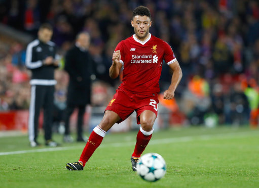 Oxlade-Chamberlain on how he's improved since leaving Arsenal