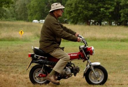 The Duke Edinburgh Rides Around Sandringham Country Show After Competing In Thel Horse Riding Trials