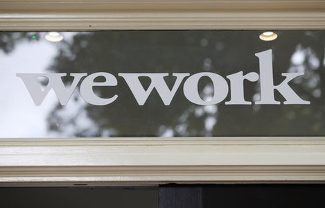 WeWork financials - PA Images