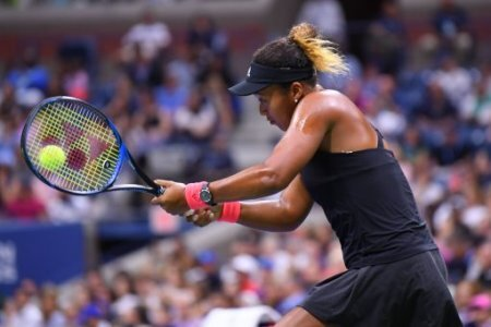 Naomi Osaka (Nap) defeated Serena Williams (USA) TENNIS : US Open 2018 - 08/09/2018 AntoineCouvercelle/Panoramic.