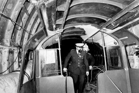 Image result for The Moorgate tube crash