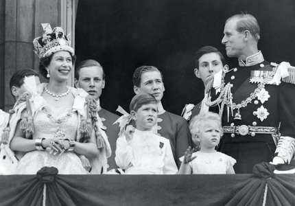 queen elizabeth ii coronation day pa images queen elizabeth ii coronation day